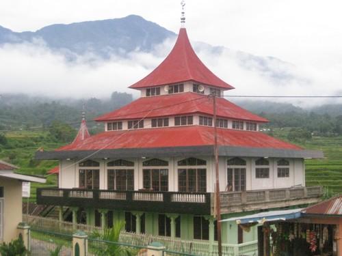 Masjid Nurul Ukhuwah Lasi Tuo